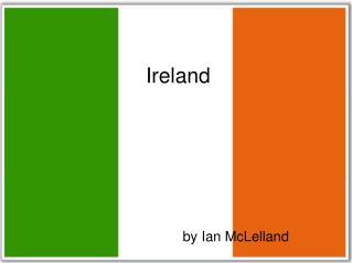 by Ian McLelland