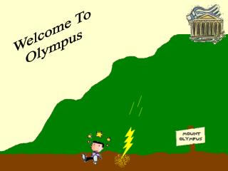 Welcome To  Olympus