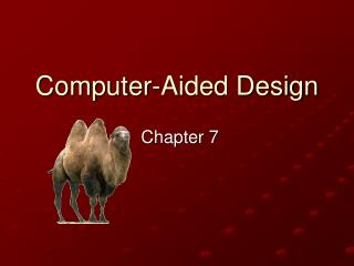 Computer-Aided Design