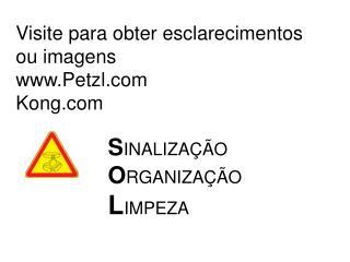 Visite para obter esclarecimentos ou imagens  Petzl Kong