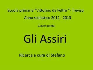 """Scuola primaria """"Vittorino da Feltre """"- Treviso"""