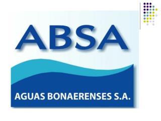 La realidad del servicio de ABSA (Aguas Bonaerenses S.A.)
