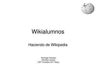 Wikialumnos