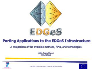 Porting Applications to the EDGeS Infrastructure