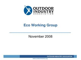 Eco Working Group