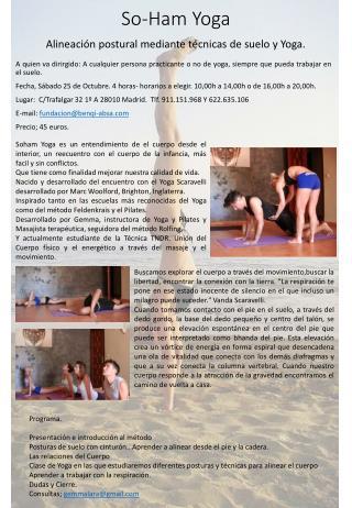 So- Ham Yoga