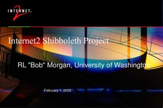 Internet2 Shibboleth Project