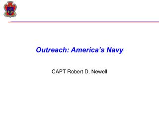 Outreach: America's Navy