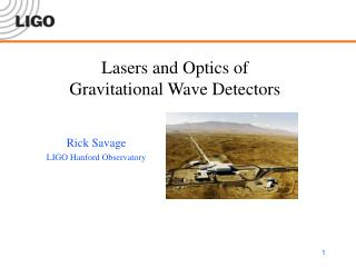Lasers and Optics of Gravitational Wave Detectors