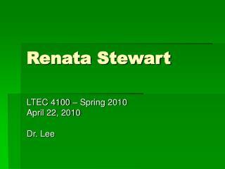 Renata Stewart