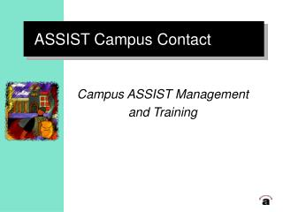 ASSIST Campus Contact