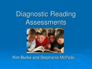 Diagnostic Reading Assessments