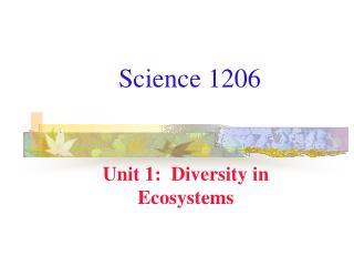 Science 1206