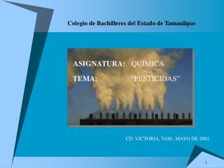Colegio de Bachilleres del Estado de Tamaulipas