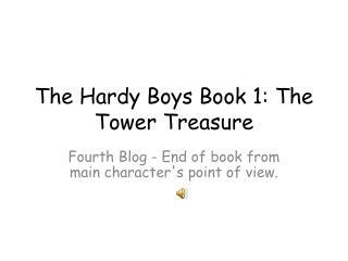 The Hardy Boys Book 1: The Tower Treasure