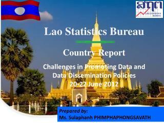 Lao Statistics Bureau