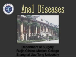 Anal Diseases