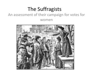 The Suffragists