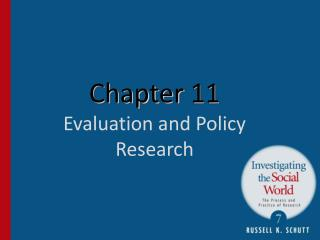 Chapter  11 Evaluation and Policy Research