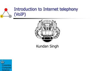 Introduction to Internet telephony (VoIP)