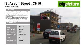 St Asaph Street , CH16 CHRISTCHURCH