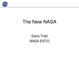 The New NASA