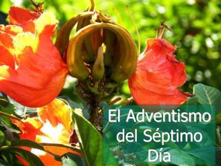 El Adventismo del S�ptimo D�a