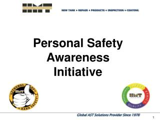 Personal Safety Awareness Initiative