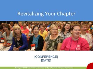 Revitalizing Your Chapter