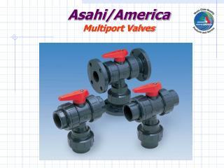 Asahi/America Multiport Valves