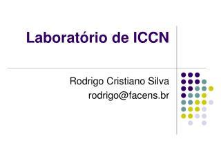 Laboratório de ICCN