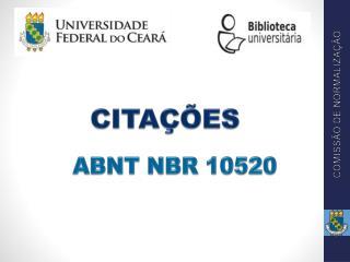 ABNT NBR 10520
