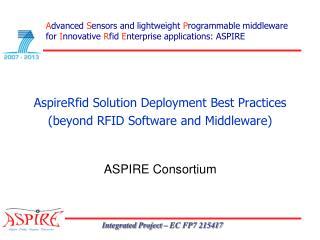 Integrated Project – EC FP7 215417