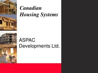 ASPAC Developments Ltd.