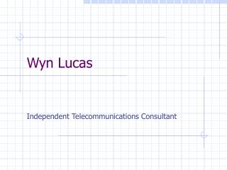 Wyn Lucas