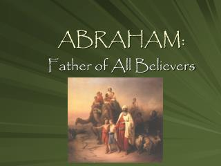 ABRAHAM: