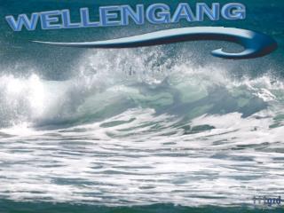 Wer ist  Schuld  an den Wellen?
