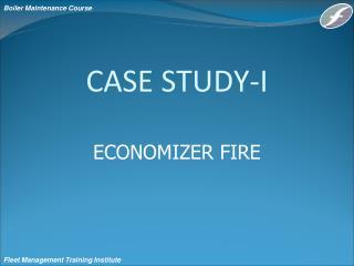 CASE STUDY-I