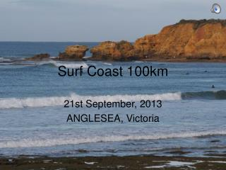 Surf Coast 100km