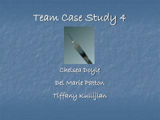 Team Case Study 4