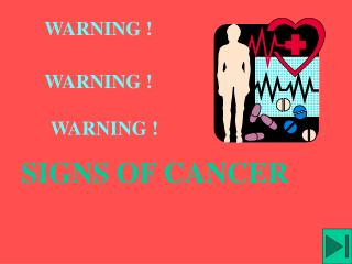 WARNING !