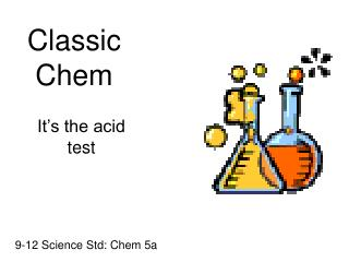 Classic Chem