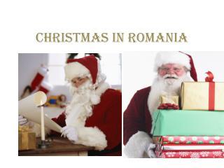 Christmas in Romania