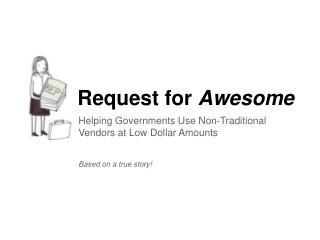 Request for  Awesome