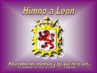 Himno a León