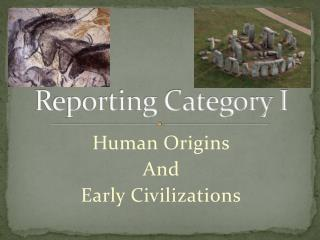 Reporting Category I