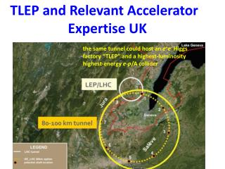 TLEP and Relevant Accelerator                   Expertise UK