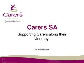Carers SA