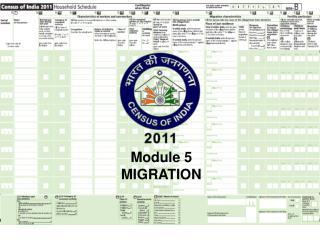 Module 5 MIGRATION
