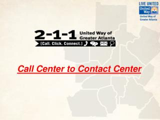 Call Center to Contact Center